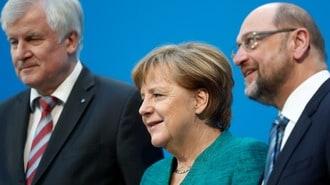 まるでトランプ「ドイツ大連立政権」の末路