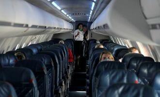 飛行機内「コロナ感染リスク」はどれほどあるか