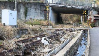 九州の災害路線復旧は「三陸」方式にならえ