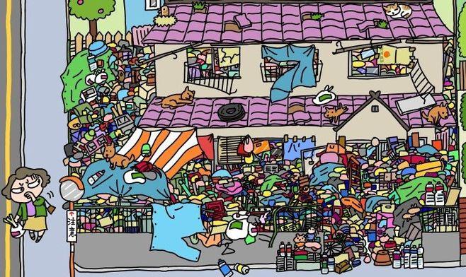 ゴミ屋敷問題は「法の力」でどこまで片付くか