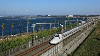 新幹線の「浜松駅」は存在しないはずだった?