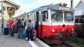 日本の鉄道が北欧「赤字鉄道」から学べること