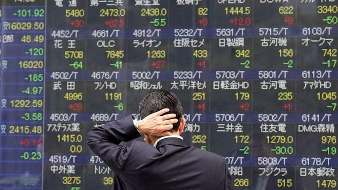 銀行株の上昇と「海外投資家の買い」が必要だ