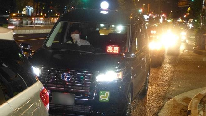 タクシーの「相乗りマッチング」は浸透するか