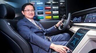 台湾iPhone生産受託企業がEV市場を狙うワケ