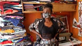 アフリカでの感染爆発はケタ外れの悲劇を生む
