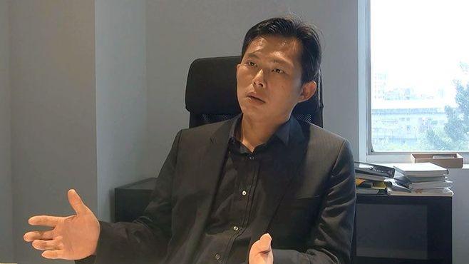 台湾政界の風雲児「時代力量」トップを直撃