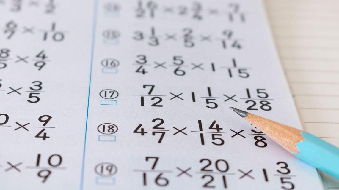 算数も怪しい人が知りたかった分数計算の真髄 | 子育て | 東洋経済 ...
