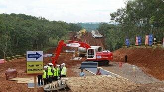 インドネシア初「高速鉄道」中国主導で建設の背景