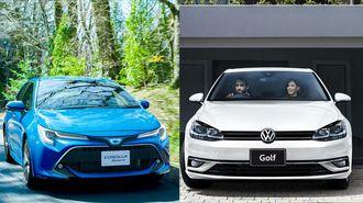 最新カローラはゴルフにどれだけ迫ったのか