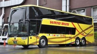 はとバス「新型2階建て」、欧州製使用の狙い