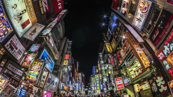 歌舞伎町が東洋一の歓楽街になった必然的事情