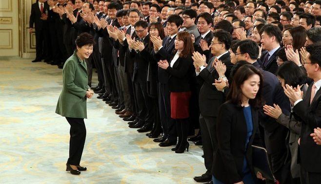 無策の朴大統領が韓国経済をダメにする