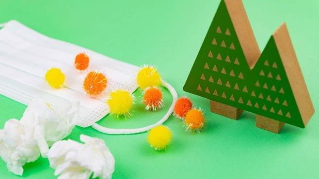花粉飛散量と症状の強さ、実は一致しない理由