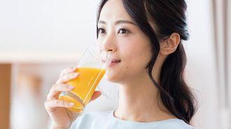 認知症予防にオレンジジュースが効く可能性