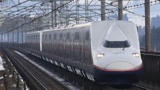 「2階建て」新幹線E4系、引退後の輸送力は十分か