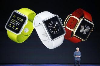 AppleWatch、韓国LGがスクリーン供給か