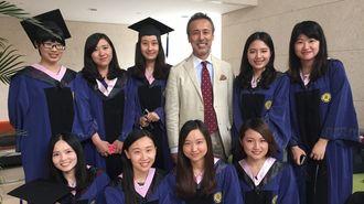 中国人学生が聞き入る「日本企業研究」の中身