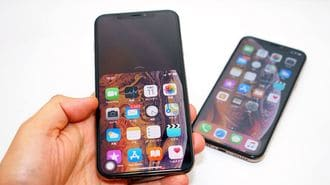 iPhone、大画面なのに片手で操作できる裏技