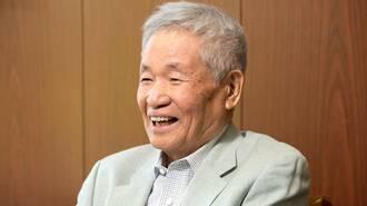 高杉良82歳、経済の深淵を描き続けた男の快活人生