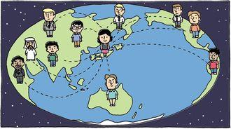 「国際ネット婚活」で結婚した日本人妻の現実