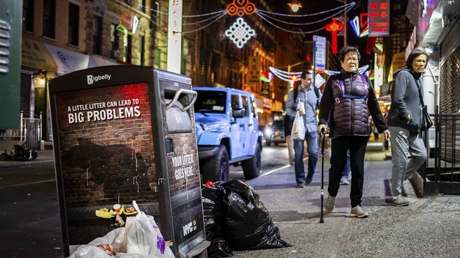 「ネズミ」が激増するニューヨークのヤバい現状