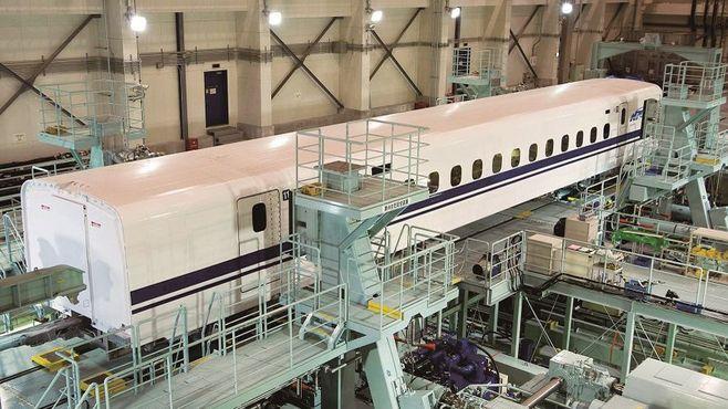 東海道新幹線の技術を生む「秘密基地」に潜入