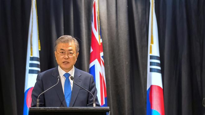 北朝鮮に必死な韓国「文大統領」に漂う哀愁