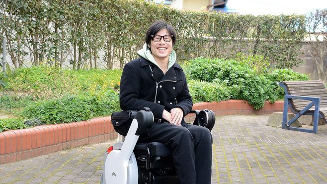 福岡の難病男性が「人とITの力」で見つけた夢