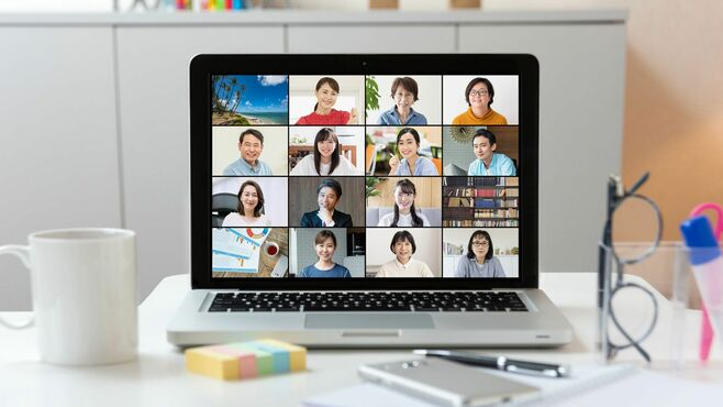 オンライン会議を制する人が実践する工夫4つ