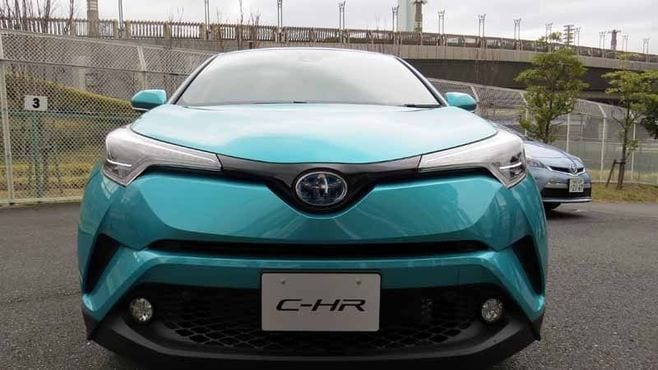 新車「C-HR」がこれまでのトヨタ車と違う理由