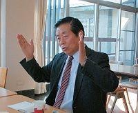 竹市靖公・ブロンコビリー社長--外食他社の例を反面教師にしている