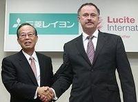 三菱レイヨンが英ルーサイト社を買収、10年の思いかなう