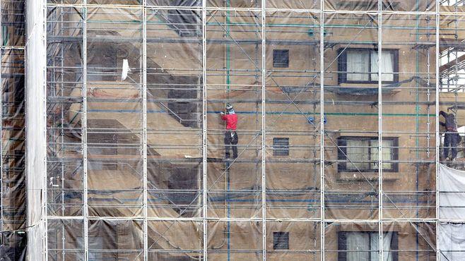老築マンションのタイルが引き起こす大問題