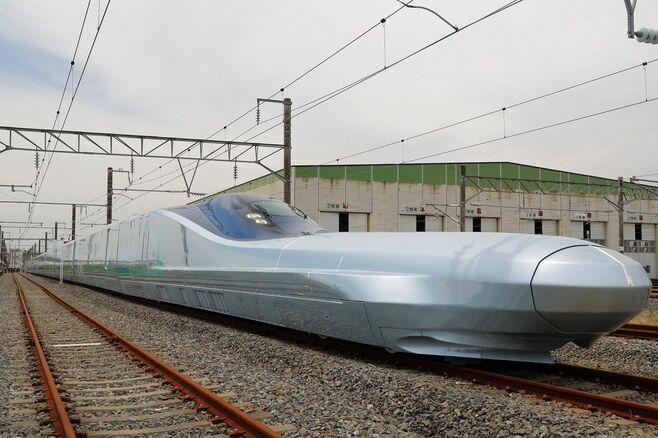 JR東の新型新幹線、2種類の「鼻」は何のため?