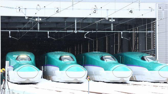 新幹線「札幌駅」、利用者無視のJR北海道案