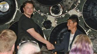 ZOZO前澤氏「民間人初の月旅行」に懸ける真意