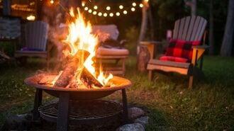キャンプ初心者の憧れ「たき火」道具選びのコツ