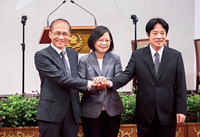 台湾新首相は低人気の蔡英文総統を救えるか