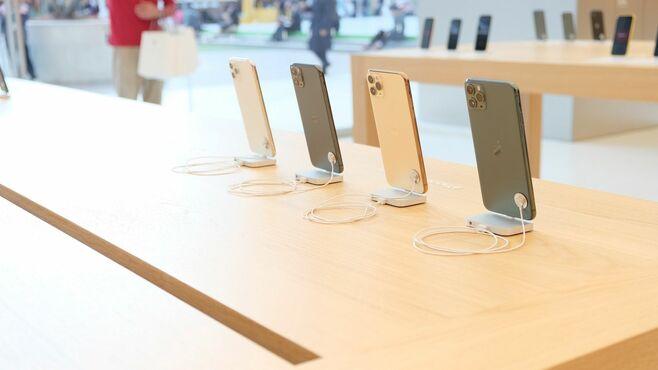 アップル「売上高未達」に見る中国の立ち位置