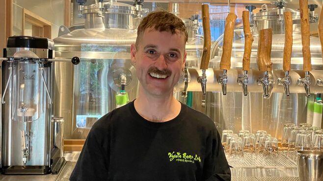 豪州出身34歳の彼が京都でビール造りに励む訳