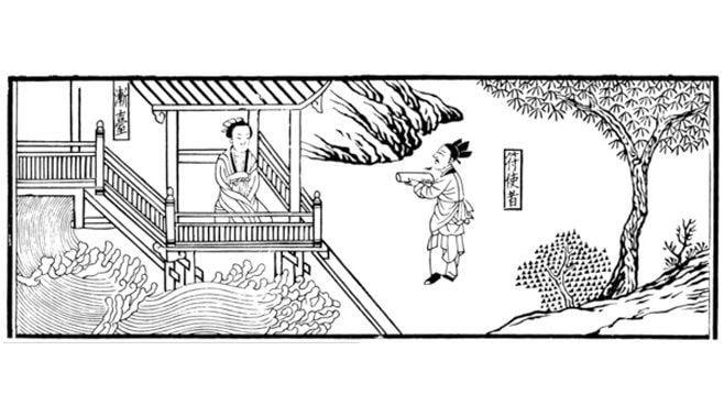 中国では、かつて「同性愛」も当たり前だった