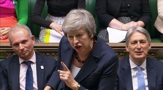 EU離脱で英国メイ首相の挑む「最後の戦い」