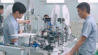 台湾が世界有数のマスク生産大国となった理由