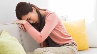 生理前の不調で転職を重ねた40代女性の苦悩