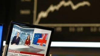 EU離脱に対する金融市場の反応は「過剰」だ