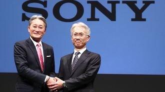 ソニー平井社長がバトン渡した異色の「強面」