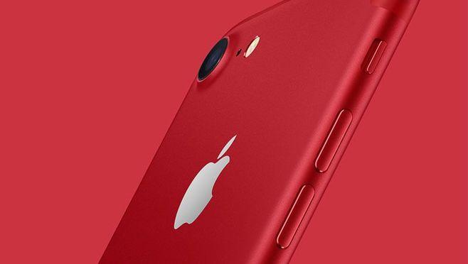 iPhoneが今になって「レッド」を出す深い理由
