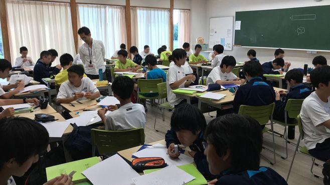 あるカリスマ数学教師の「変態」を育てる授業