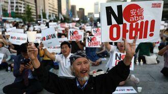 日朝戦争なら「北朝鮮側につく」韓国の国民感情